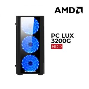 PC LUX 3200G HDD