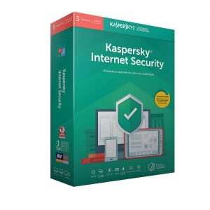 Kaspersky Internet Security 2020 – Licence 3 postes 1 an