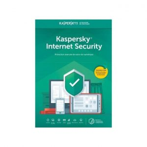 Kaspersky Internet Security 2020 – Licence 1 postes 1 an