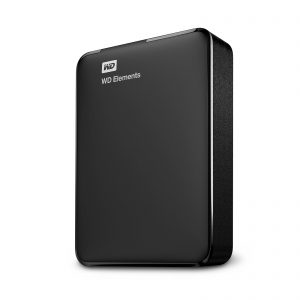 WD Elements 4 To